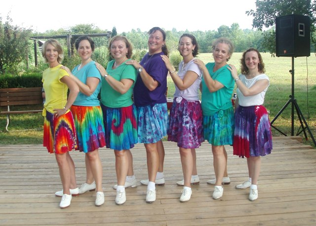 Hemlock Bluff Cloggers from Raleigh, NC